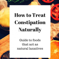 How to Treat Constipation Naturally: Foods That are Natural Laxatives